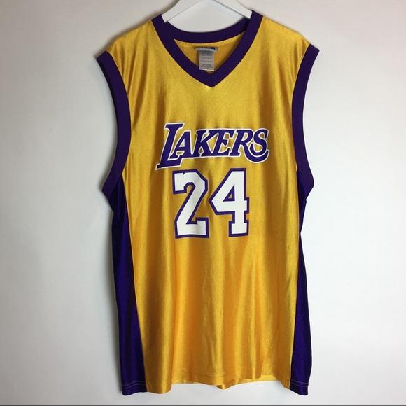8a426fafce27 Men s NBA Kobe Bryant Los Angeles Lakers Jersey. M 5a81f8b7a6e3ea4ae0d699f7
